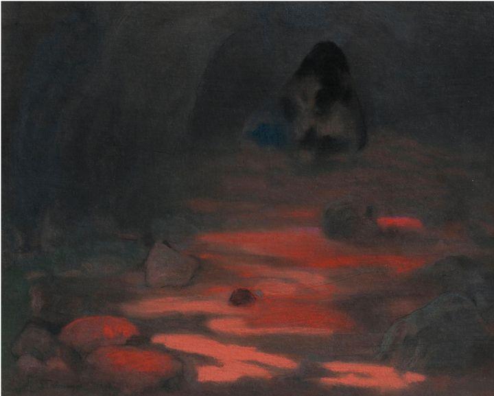 Kazimierz Stabrowski~Guanti grotto i - Artmaster