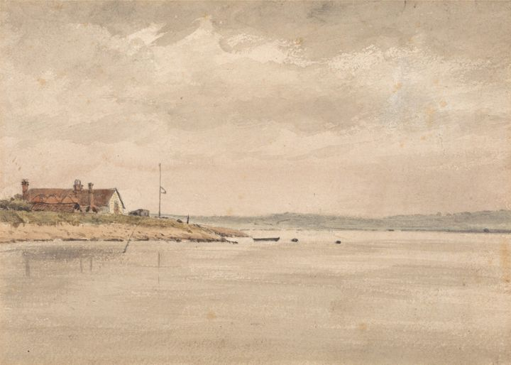 John Constable~A View on the Orwell - Artmaster