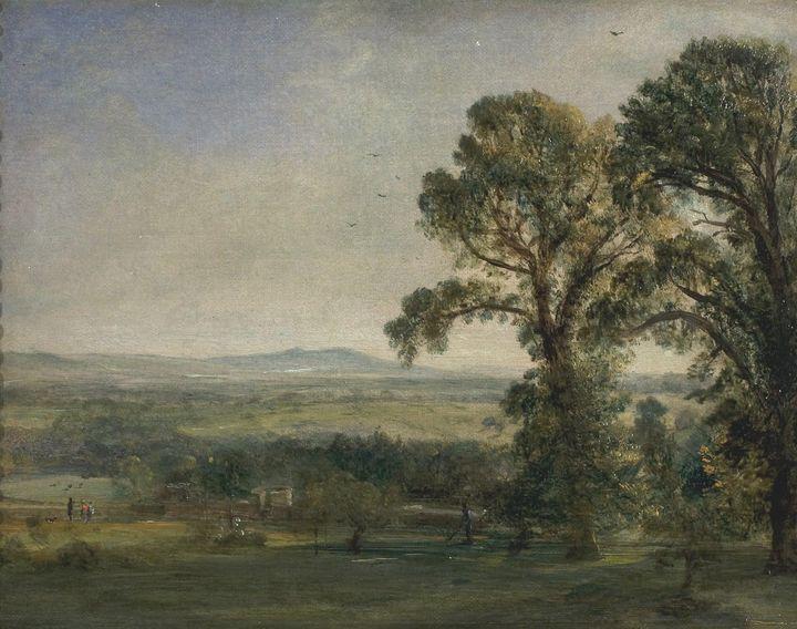 John Constable~Bardon Hill, Coleorto - Artmaster