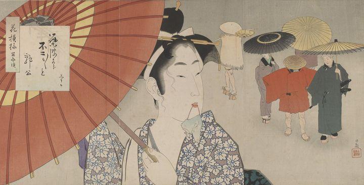 Kobayashi Kiyochika~Beauty of the An - Artmaster