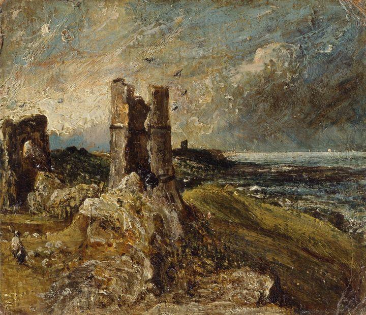 John Constable~Hadleigh Castle - Artmaster