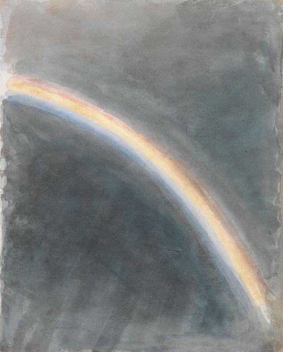 John Constable~Sky Study with Rainbo - Artmaster