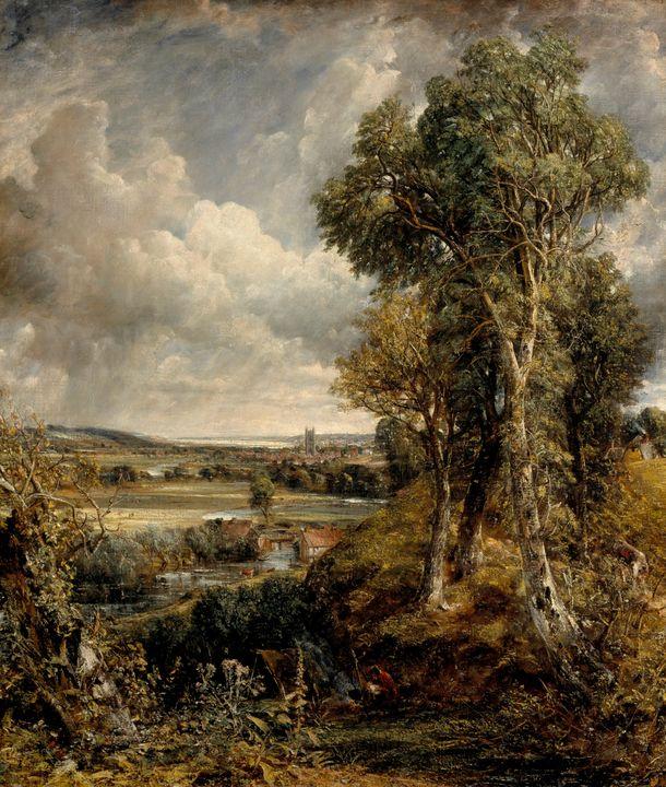 John Constable~The Vale of Dedham - Artmaster