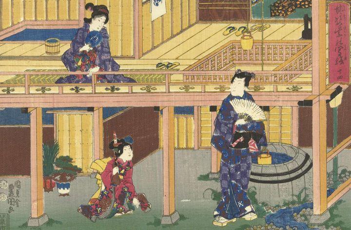 Kunisada~Hoofdstuk 14 - Artmaster