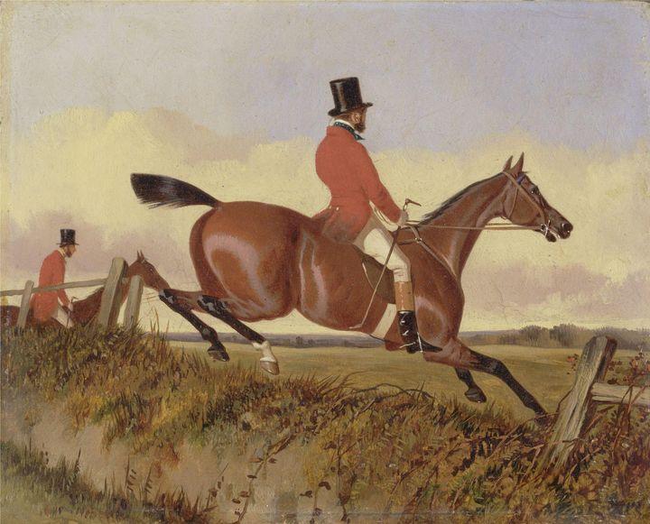 John Dalby, John Dalby~Foxhunting Cl - Artmaster
