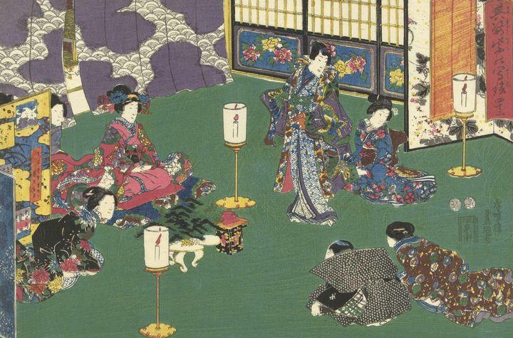Kunisada~Hoofdstuk 42 - Artmaster