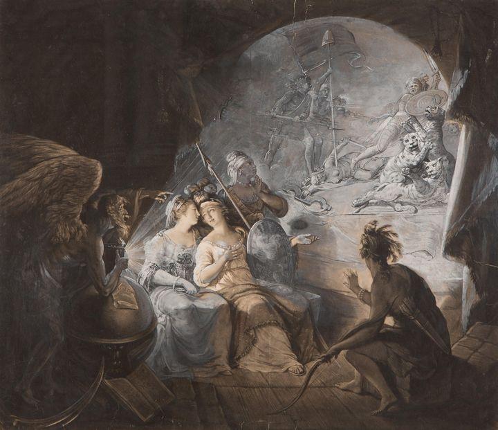 John Dixon~The Tea-Tax-Tempest (The - Artmaster