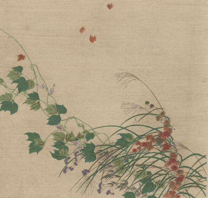 Kōgyo Tsukioka~Herfst - Artmaster