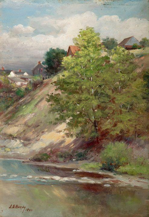 John Elwood Bundy~Landscape - Artmaster