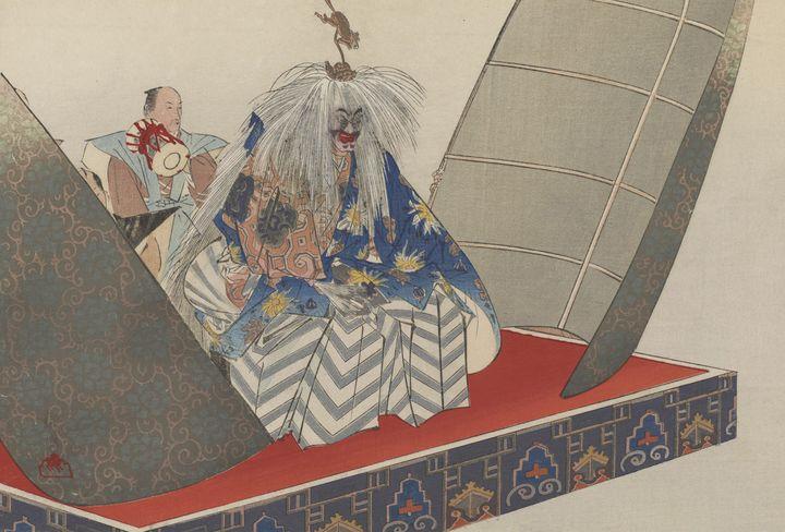 Kōgyo Tsukioka~The Killing Stone Of - Artmaster