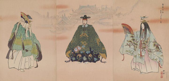 Kōgyo Tsukioka~The Moon Palace - Artmaster