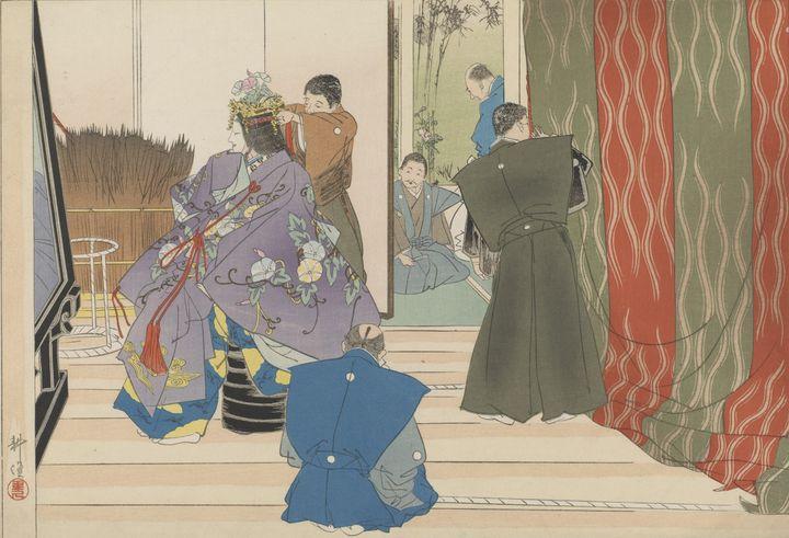 Kōgyo Tsukioka~The Spirit Of The Mor - Artmaster