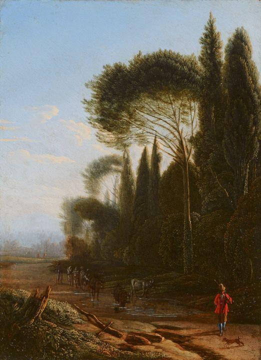 Lapp, Jan Willemsz~Italianate Landsc - Artmaster