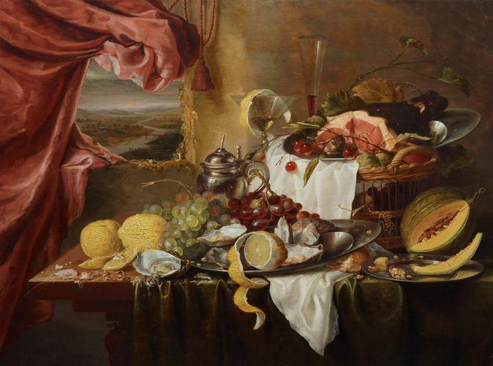 Laurens Craen~Still life with imagin - Artmaster