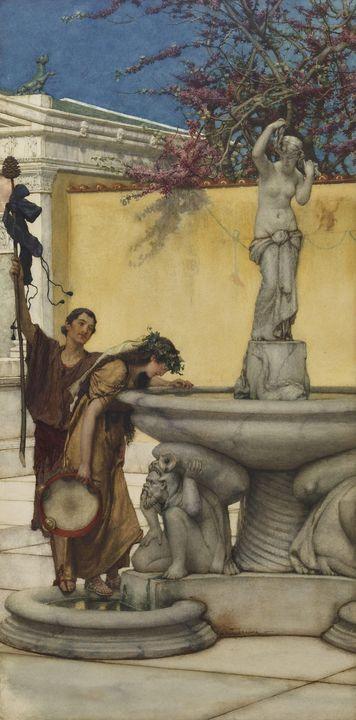 Lawrence Alma-Tadma~Twixt Venus and - Artmaster