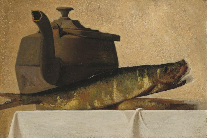 John F. Peto~An English Breakfast - Artmaster