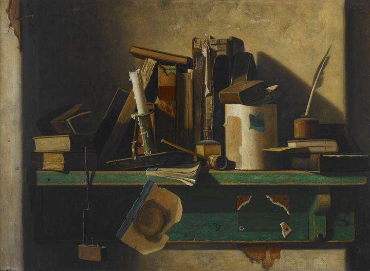 John F. Peto~Old Companions - Artmaster