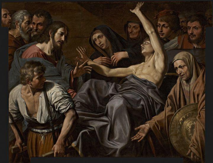 Leonello Spada~Cristo resuscita il f - Artmaster