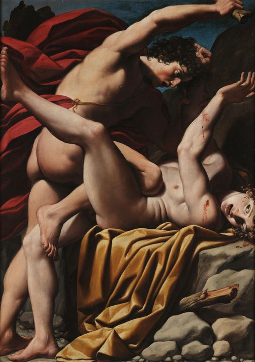 Leonetto Spada (attributed)~Cain and - Artmaster