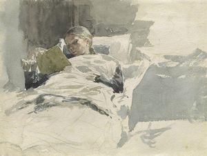 Leopold Graf von Kalckreuth~The Arti