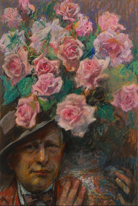 Leopold Pilichowski~A Floral Tribute - Artmaster