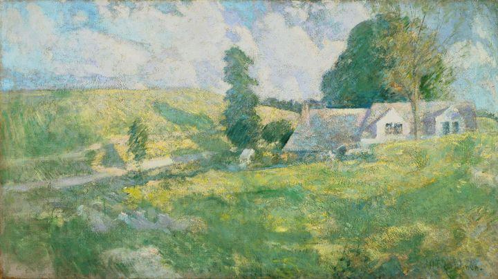 John Henry Tetman~Summer - Artmaster
