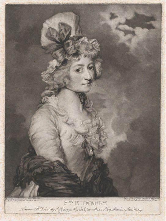 John Hoppner~Mrs. Bunbury - Artmaster