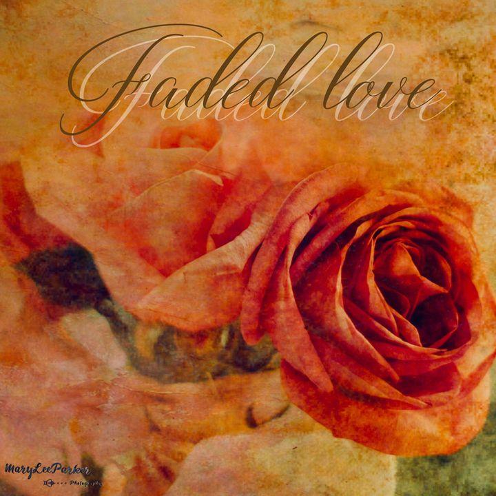 Faded Love - MaryLeeParkerArt