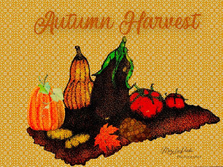 Autumn Harvest - MaryLeeParkerArt