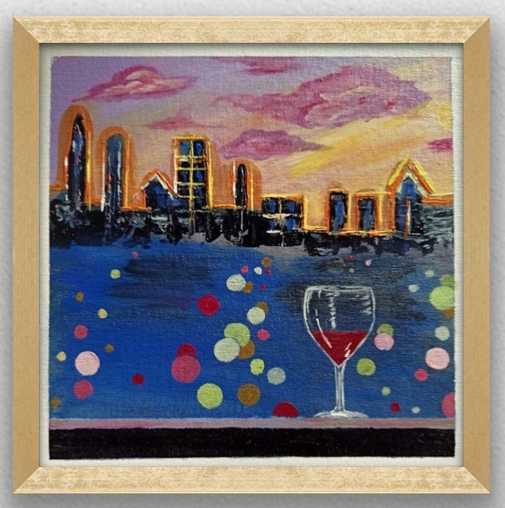City view - Art Gallery