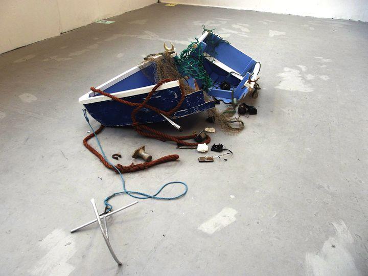 Ship Wrecked #1 - Lauren pryde