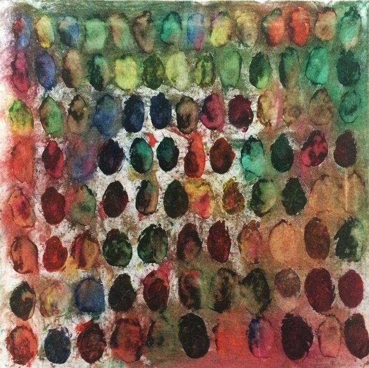98 Oil Painting - Lauren pryde