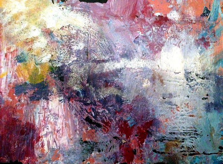 daub no. 2 - Art by Patricia Moreno