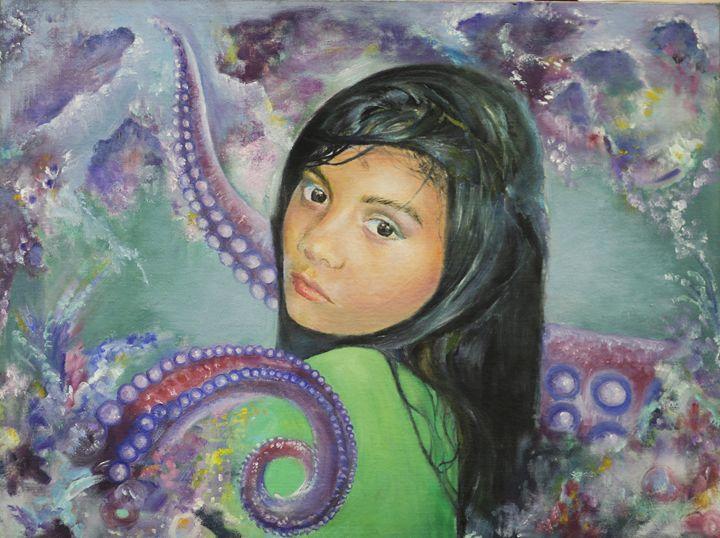 Under the Sea 2.0 - Art by Patricia Moreno