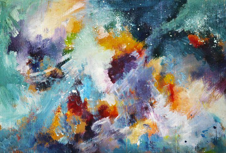 daub no. 1 - Art by Patricia Moreno