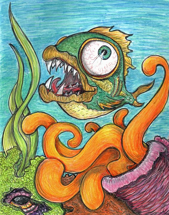 Fisheye - Daniel Moore