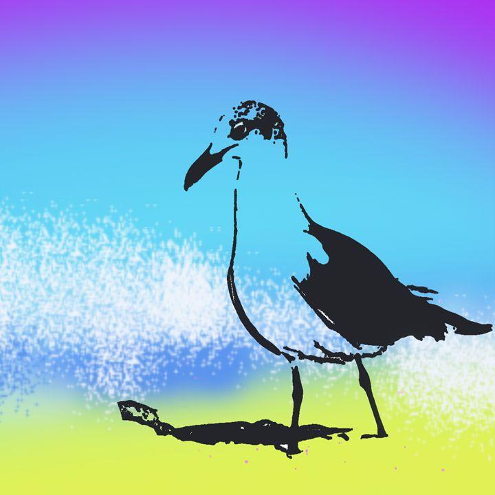 Seagull - Daniel Moore