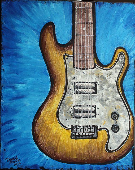 Guitar - Daniel Moore