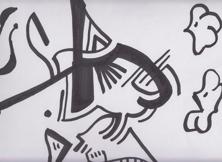 Eye Abstract - Ozroc Arts (JDC)