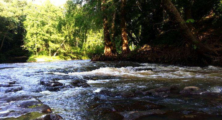 Raging Rapids - Celticpath Arts