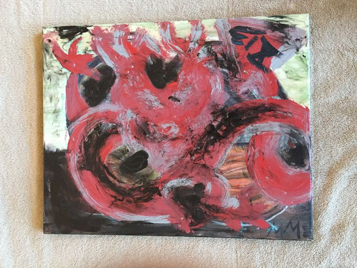 Satans last breath - Watchmen art