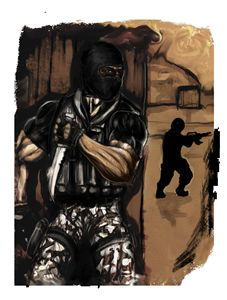 counter strike terrorist