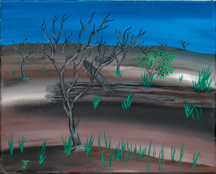 Renewed land - JF Paintings and prints