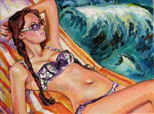 Summer time - Luda Angel