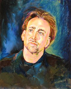 Portrait of Actor - Luda Angel