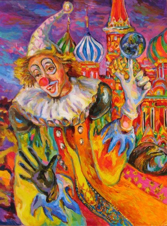 Good Clown - Luda Angel