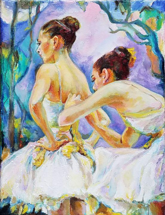 """Dancers"" - Luda Angel"
