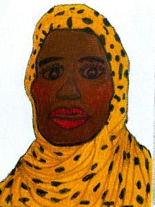 Egyptian Woman - Roxart