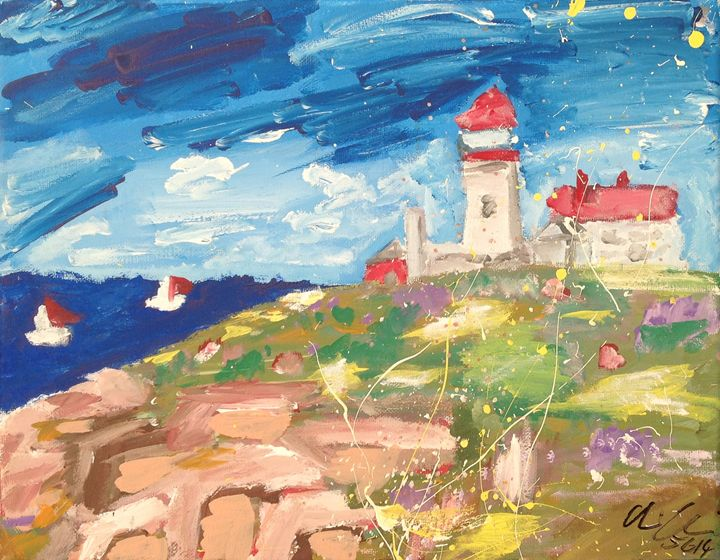 Lighthouse 2 - Christopher Chavoustie
