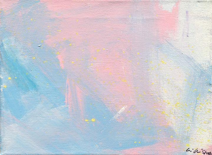 Seek the Light on Sunny Snow - Christopher Chavoustie